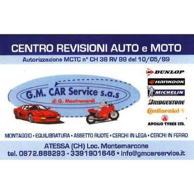 G.M. Car Service - Autofficine e centri assistenza Montemarcone