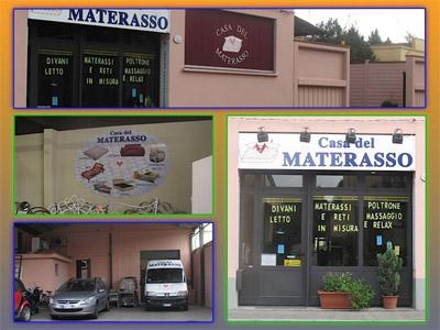 Á… Casa Del Materasso A Lugo Ra Orari Apertura E Mappa
