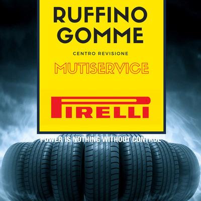 Gommista Ruffino Centro Revisioni Multiservice Centro Pirelli - Pneumatici - commercio e riparazione Palma di Montechiaro