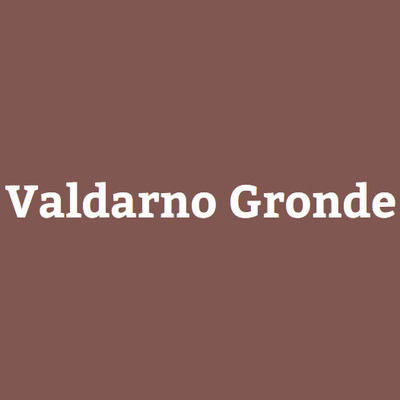 Valdarno Gronde