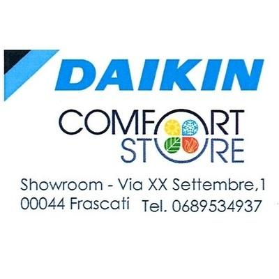 Daikin Comfort Store - Condizionatori aria - commercio Frascati