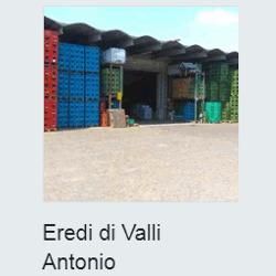 Eredi di Valli Antonio - Acque minerali e bevande, naturali e gassate - commercio Albiolo