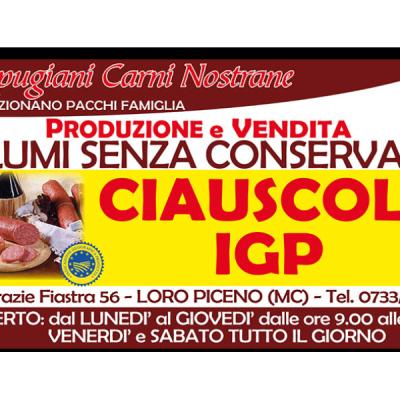 Campugiani Carni - Macellerie Loro Piceno
