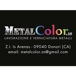 Carpenteria Metal Color - Carpenterie metalliche Donori