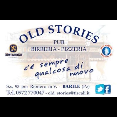 Old Stories Pub Birreria Pizzeria - Locali e ritrovi - birrerie e pubs Barile