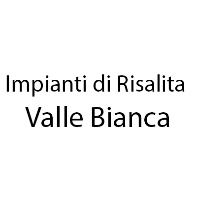 Impianti di Risalita Valle Bianca