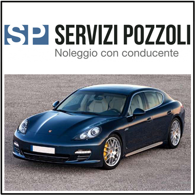 Taxi Privato Noleggio N.C.C.  Servizi Pozzoli Srl - Autonoleggio Lentate sul Seveso