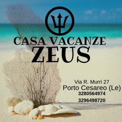 Casa al mare per vacanza Zeus