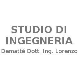 Studio di Ingegneria Demattè Dott. Ing. Lorenzo