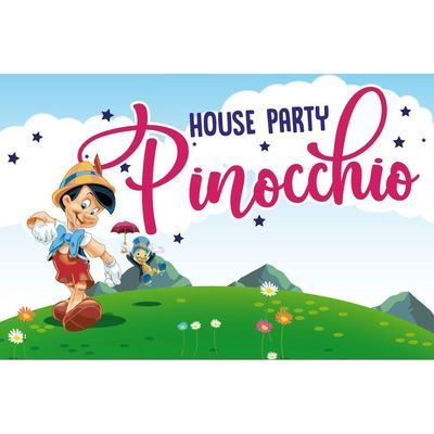 House Party Pinocchio