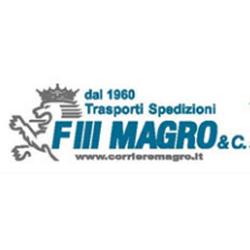 Magro Fratelli - Corriere - Corrieri Saint-Christophe