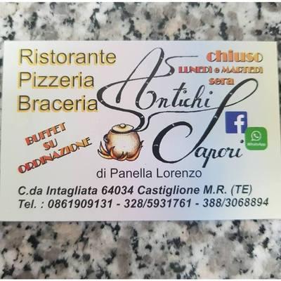 Antichi Sapori Ristorante Pizzeria Braceria