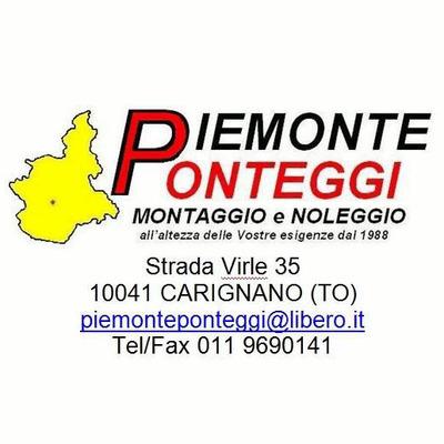Piemonte Ponteggi Soc. Coop - Edilizia - attrezzature Carignano