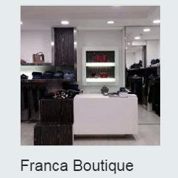 Franca Boutique Grandi Firme - Abbigliamento alta moda e stilisti - boutiques Formia