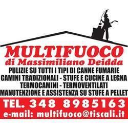 Multifuoco di Massimiliano Deidda - Pulizia caldaie e spazzacamini Sanluri