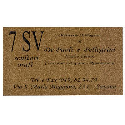 Gioielleria Scultori Orafi - Gioiellerie e oreficerie - vendita al dettaglio Savona