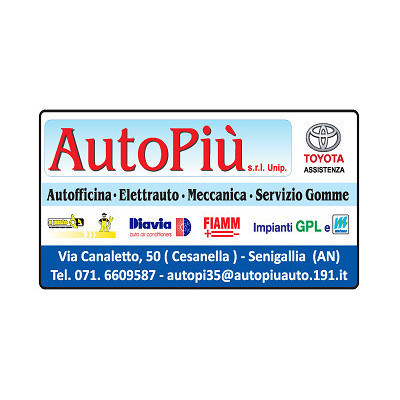 Autofficina Autopiu' - Autofficine e centri assistenza Senigallia