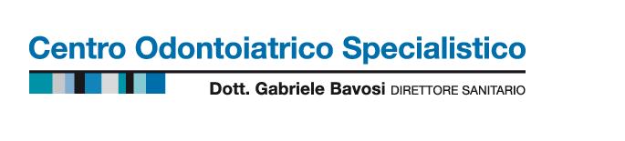Centro Odontoiatrico Specialistico Bavosi Dr. Gabriele