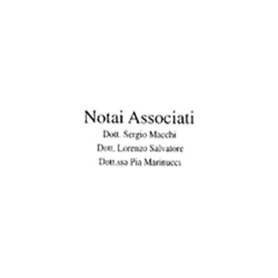 Notai Associati Macchi Dr. Sergio - Salvatore Dr. Lorenzo - Marinucci Dr.ssa Pia