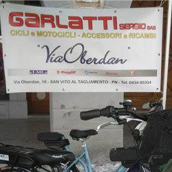 Cicli e Scooter - Garlatti Sergio Sas - Motocicli e motocarri - commercio e riparazione San Vito al Tagliamento