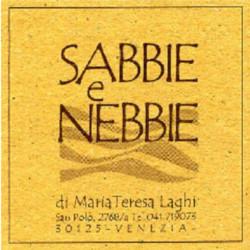 Sabbie e Nebbie  Laghi Maria Teresa - Articoli regalo - vendita al dettaglio Venezia