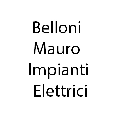 Belloni Mauro Impianti Elettrici