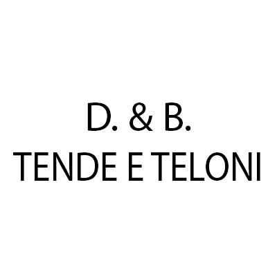 D. e B. Tende  e Teloni