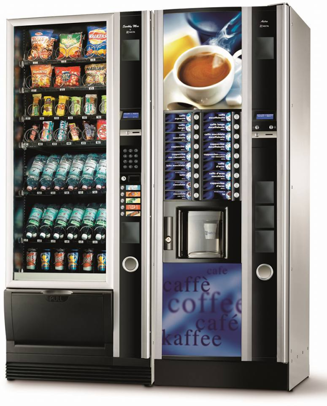 ᐅ Ge.d.a. Distributori Automatici Caffè E Bevande - PagineGialle