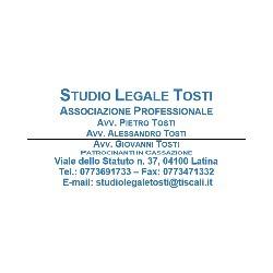 Studio Legale Tosti - Avvocati - studi Latina