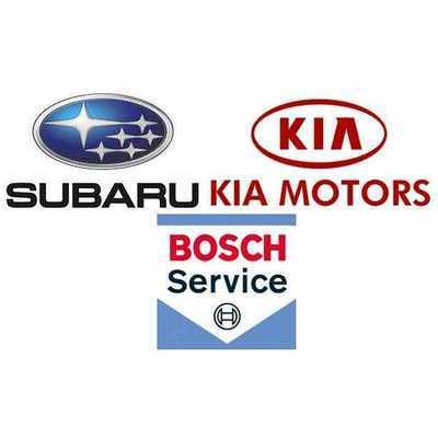 Subaru Eurocar Service
