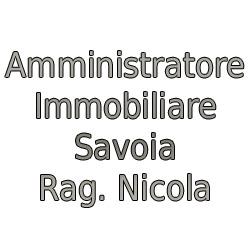 Amministratore Immobiliare Savoia Rag. Nicola