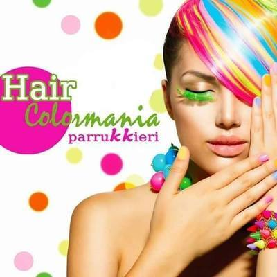 Hair Colormania Parrukkieri