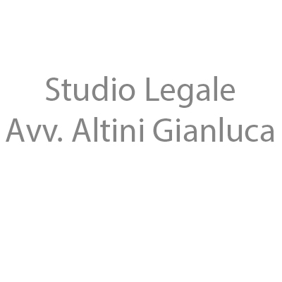 Studio Legale Avvocato Altini Gian Luca