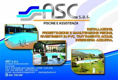 Asc Piscine - Manutenzione e Assistenza