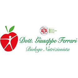 Dott. Giuseppe Ferrari Biologo Nutrizionista - Nutrizionismo e dietetica - studi Lauria