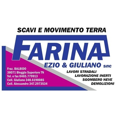 Farina Ezio e Giuliano - Macchine movimento terra Bleggio Superiore