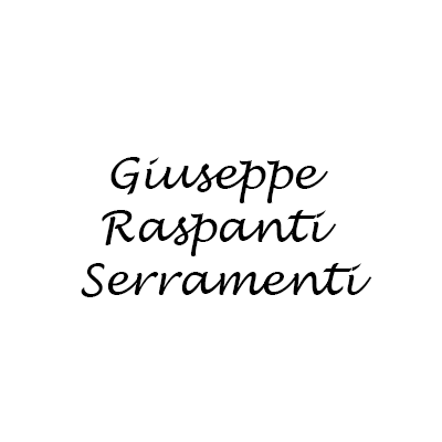 Giuseppe Raspanti Serramenti