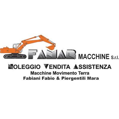 Famar - Piergentili Noleggio Macchine Movimento Terra - Noleggio attrezzature e macchinari vari Viterbo