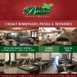 Pizzeria Ristorante Il Basilico - Pizzerie Saluzzo