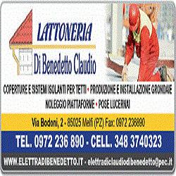 DL di  Benedetto Lattoneria - Lattonieri Melfi