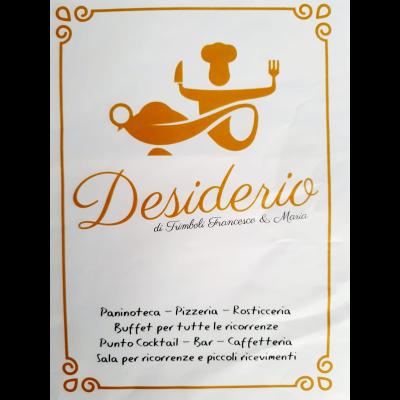 Desiderio Rosticceria Pizzeria Gastronomia