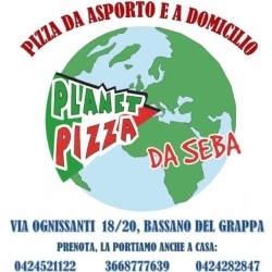 Planet Pizza - Gastronomie, salumerie e rosticcerie Bassano del Grappa