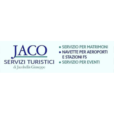 Taxi Noleggio - Jaco Servizi Turistici di Iacobellis Giuseppe