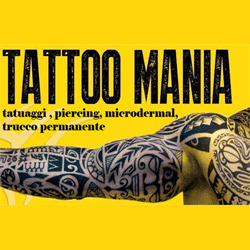 Art Tattoo Mania Assisi Tatuaggi e Piercing - Bigiotterie - vendita al dettaglio Santa Maria degli Angeli