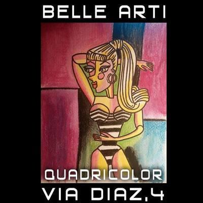 Quadricolor - Cornici ed aste - vendita al dettaglio Trieste