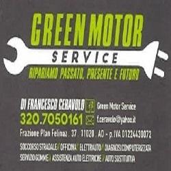 Green Motor Service - Autofficine e centri assistenza Charvensod