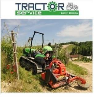 Tractor Service di Varveri Massimo - Macchine agricole - accessori e parti Leonforte