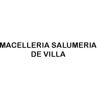 Macelleria Salumeria De Villa - Macellerie San Vito di Cadore