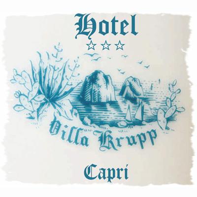 Hotel Villa Krupp - Alberghi Capri