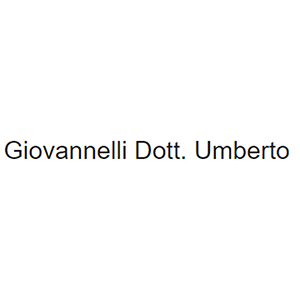 Giovannelli Dott. Umberto
